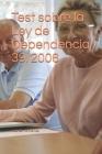 Test sobre la Ley de Dependencia 39/2006 Cover Image