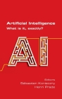 Artificial Intelligence. What is it, exactly? Cover Image