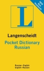 Langenscheidt Pocket Dictionary: Russian Cover Image