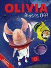 OLIVIA Blasts Off! (Olivia TV Tie-in) Cover Image