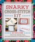 Snarky Cross-Stitch Kit Cover Image
