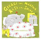 George and Martha Rise and Shine Cover Image