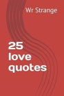 25 love quotes Cover Image
