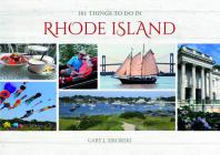101 Things to Do in Rhode Island Cover Image