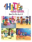 Hide And Seek Books For Kids Age 6-9 Cover Image