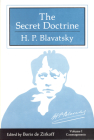 Secret Doctrine: Three Volumes in a Slipcase Cover Image
