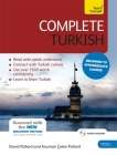 Complete Turkish Beginner to Intermediate Course: Learn to read, write, speak and understand a new language Cover Image