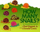 How Many Snails?: A Counting Book Cover Image