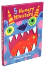 5 Hungry Monsters Cover Image