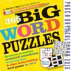 365 Big Word Puzzles Color Page-A-Day Calendar 2016 Cover Image