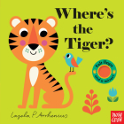 Where's the Tiger? Cover Image