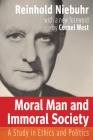 Moral Man and Immoral Society (Library of Theological Ethics) Cover Image