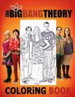 The Big Bang Theory Coloring Book Cover Image