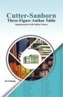 Cutter-Sanborn Three Figure Author Table: Supplemented with Indian Names Cover Image