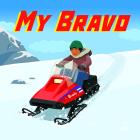 My Bravo: English Edition Cover Image