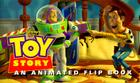 Toy Story: An Animated Flip Book Cover Image