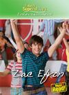 Zac Efron (Today's Superstars (Library)) Cover Image