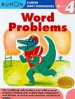 Word Problems, Grade 4 (Kumon Math Workbooks) Cover Image