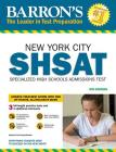 Barron's SHSAT: New York City Specialized High Schools Admissions Test (Barron's Test Prep NY) Cover Image