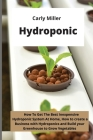 Hydroponic: How To Get the Best Inexpensive Hydroponic System at Home, how to create a Business with Hydroponics and Build your Gr Cover Image