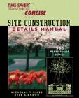 Time-Saver Standards Site Construction Details Manual Cover Image