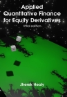 Applied Quantitative Finance for Equity Derivatives, third edition Cover Image