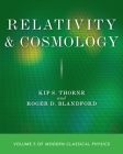 Relativity and Cosmology: Volume 5 of Modern Classical Physics Cover Image