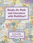 Hands-On Math and Literature with Mathstart, Level 3 Cover Image