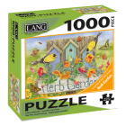 Herb Garden 1000 Piece Puzzle Cover Image