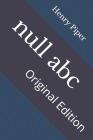 null abc: Original Edition Cover Image