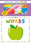 Little Baby Learns: Words Cover Image