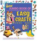 The New Jumbo Book of Easy Crafts (Jumbo Books) Cover Image