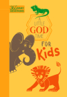 A Little God Time for Kids (Faux Leather Edition): 365 Daily Devotions Cover Image