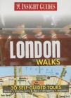 London Walks [With 30 Self-Guided Tour Cards] Cover Image