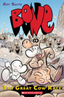 The Great Cow Race (BONE #2): The Great Cow Race Cover Image