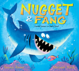 Nugget and Fang (lap board book): Friends Forever—or Snack Time? Cover Image