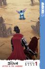 Disney Manga: Stitch and the Samurai, volume 1 (Stitch and the Samurai (Disney Manga) #1) Cover Image