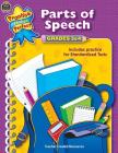 Parts of Speech Grades 3-4 (Language Arts) Cover Image