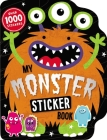 My Monster Sticker Book: Over 1000 Stickers Cover Image