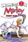 Marley: Messy Dog (I Can Read Level 2) Cover Image