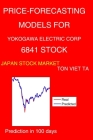 Price-Forecasting Models for Yokogawa Electric Corp 6841 Stock Cover Image