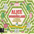 Alice in Wonderland: A Puzzle Adventure Cover Image