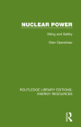 Nuclear Power: Siting and Safety Cover Image