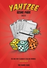 YAHTZEE Score Pads: 130 Sheets for Score keeping - Yahtzee Score Cards with Size 7 x 10 Inches Cover Image