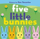 Five Little Bunnies Cover Image