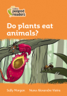 Do Plants Eat Animals?: Level 4 (Collins Peapod Readers) Cover Image