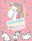 Unicorn Coloring Book for Kids: Unicorn Coloring and Activity Book for Kids Cover Image