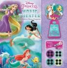 Disney Princess: Movie Theater Storybook & Movie Projector Cover Image