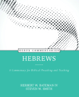 Hebrews: A Commentary for Biblical Preaching and Teaching Cover Image