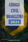 Código Civil Brasileiro: 2021 Cover Image